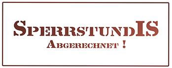 SperrstundIS